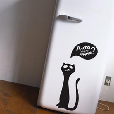 Рисунки на холодильнике фото своими руками