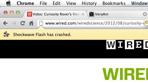 скачать shockwave flash has crashed - фото 2